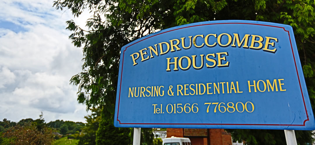 pendruccombe sign